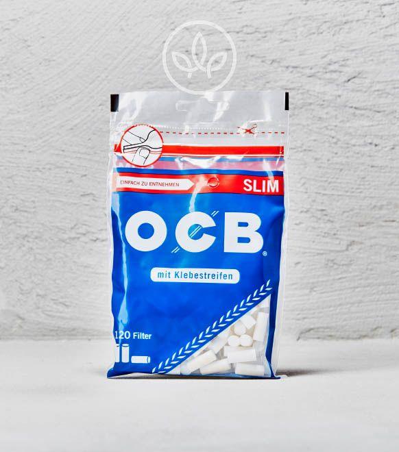 OCB Slim Filter mit Klebestreifen