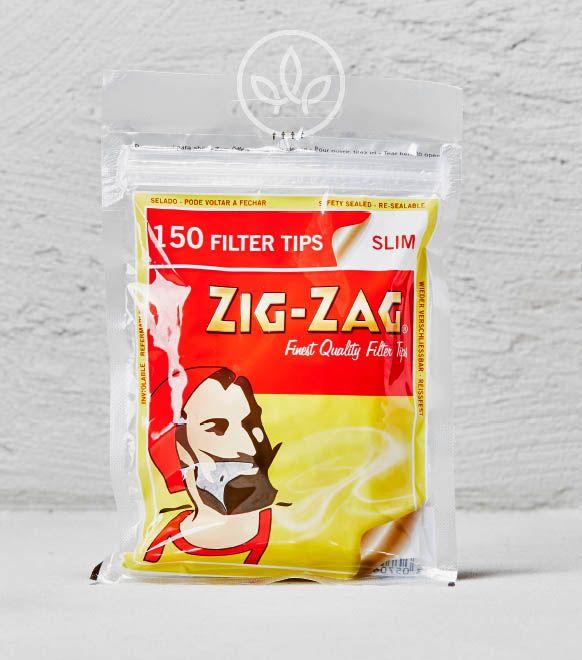 Zig-Zag Slim Filter 150