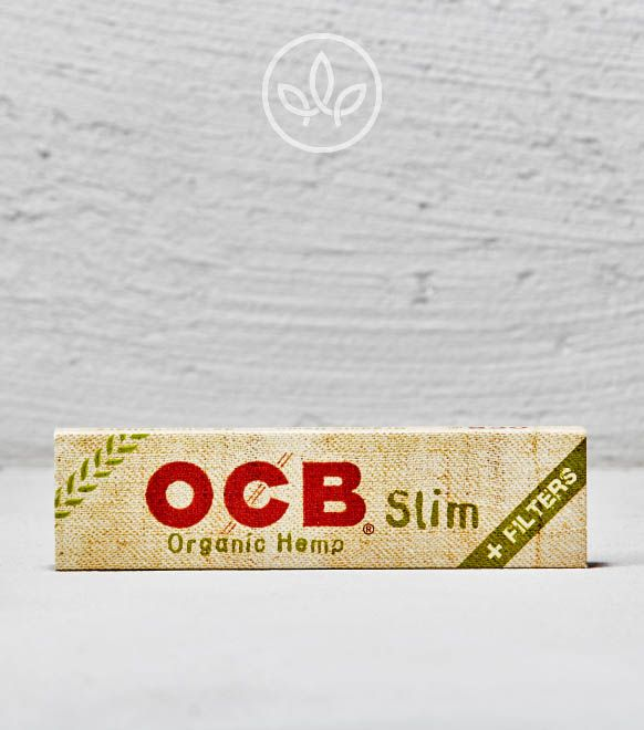 OCB Organic Hemp Slim + Filter