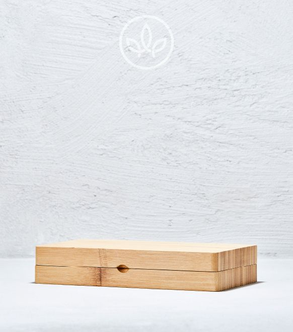 Bambus Spliffbox M Magnet