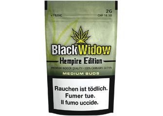 BlackWidow Hempire Edition